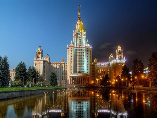 7. Moscow State University, Russia