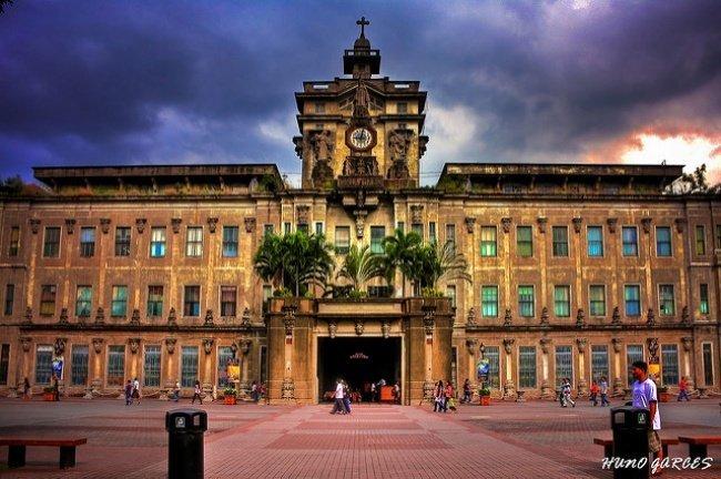 2. University of Santo Tomas, Philippines