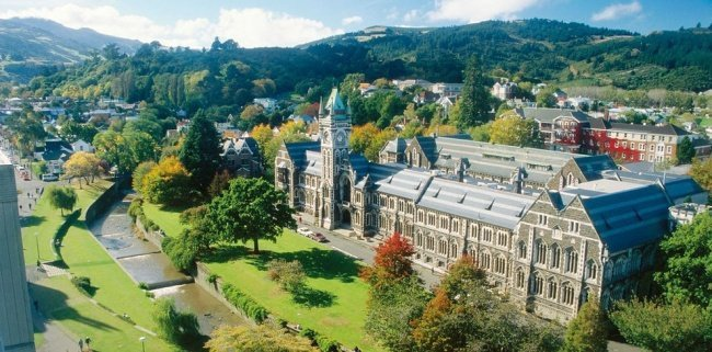 4. University of Otago, New Zealand