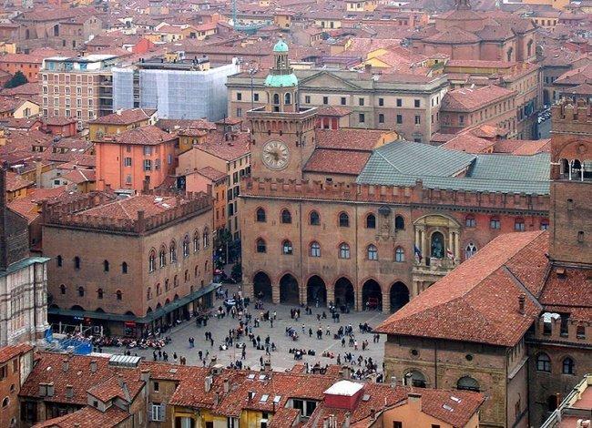 5. University of Bologna, Italy