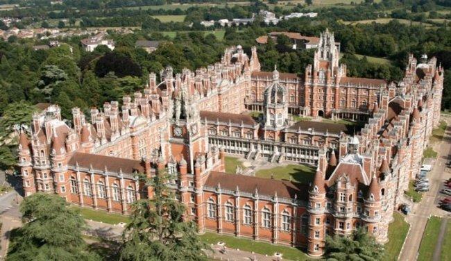 Royal Holloway University, England