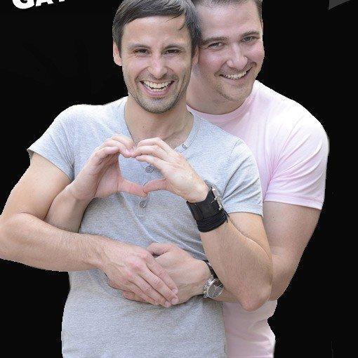 Matrimoniale gay: gaseste-ti jumatatea chiar acum